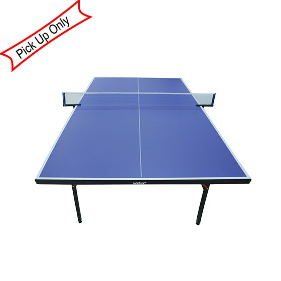 Table Tennis Panel: 15 Mm MDF Board  Space Saving And Easy Warehoused.   The Top Is Protected By A Strong Steel Frame