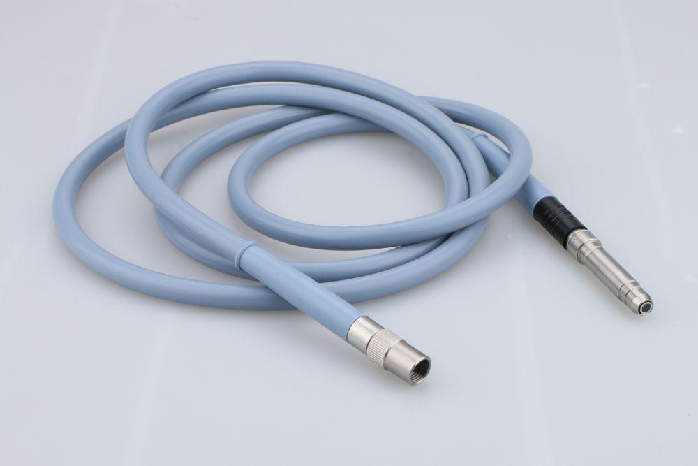 light source soft optical fiber cable dia 4 mm x 1 8 m