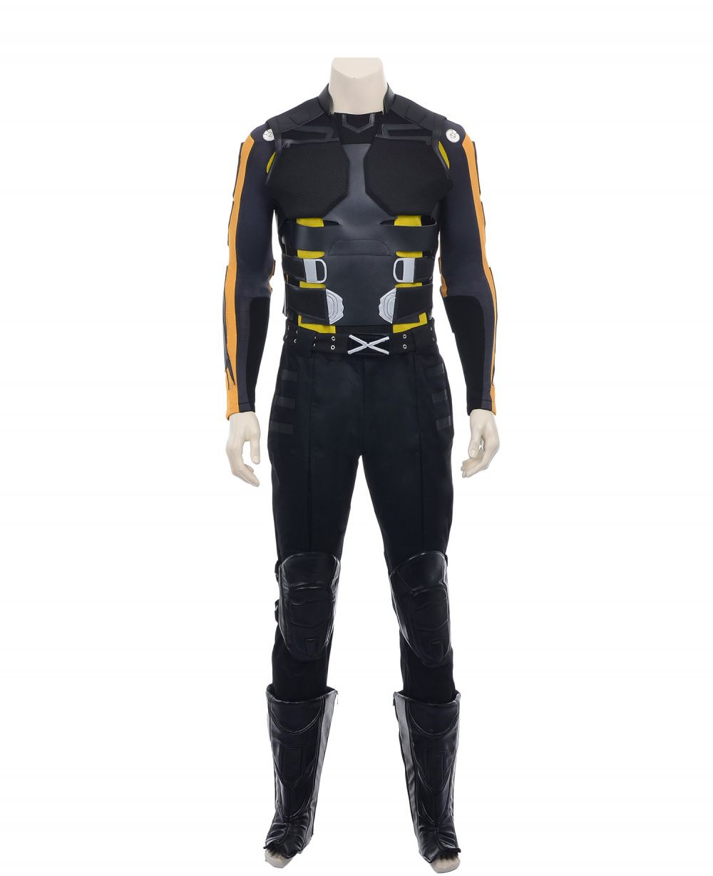 New arrival Wolverine Cosplay Costume- X-Men movies: Days of Future Past