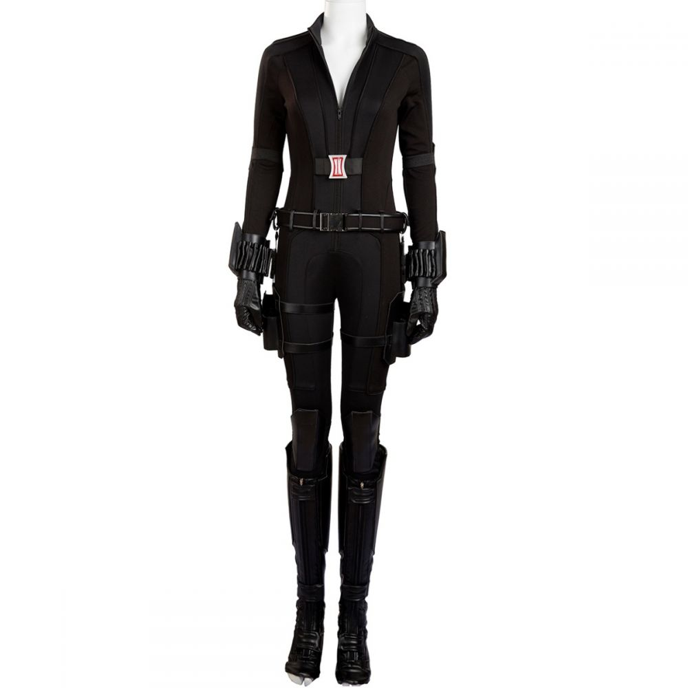 captain america 3 black widow cosplay costume full set halloween clothing