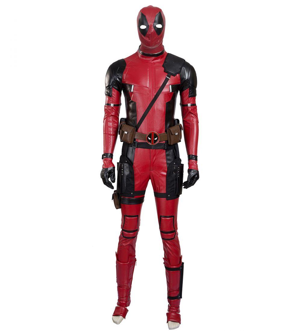 sc 1 st  Joyfay.com & New Deadpool Cosplay Costume Full Set Customized Halloween Costumes