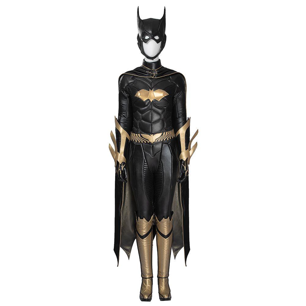 Batman Arkham Knight Batgirl Cosplay Costume Women S Halloween Clothing