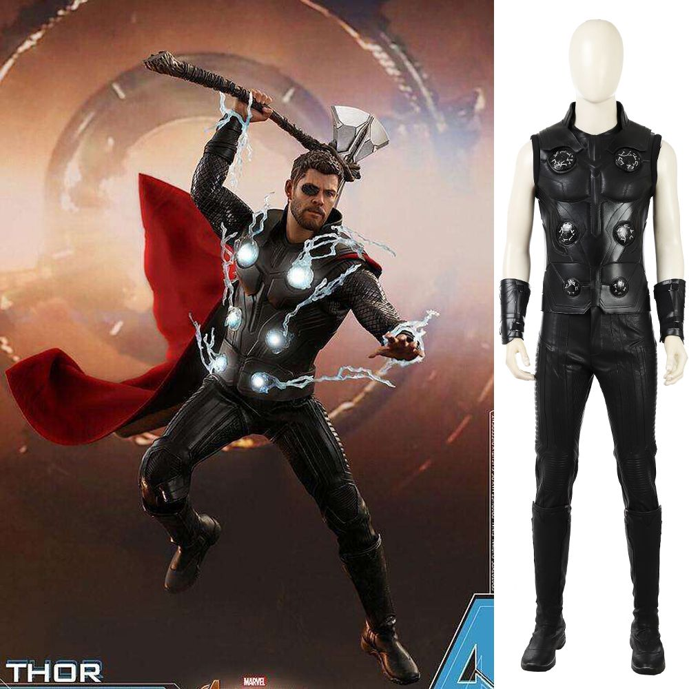 avengers infinity war thor odinson cosplay costume chris hemsworth