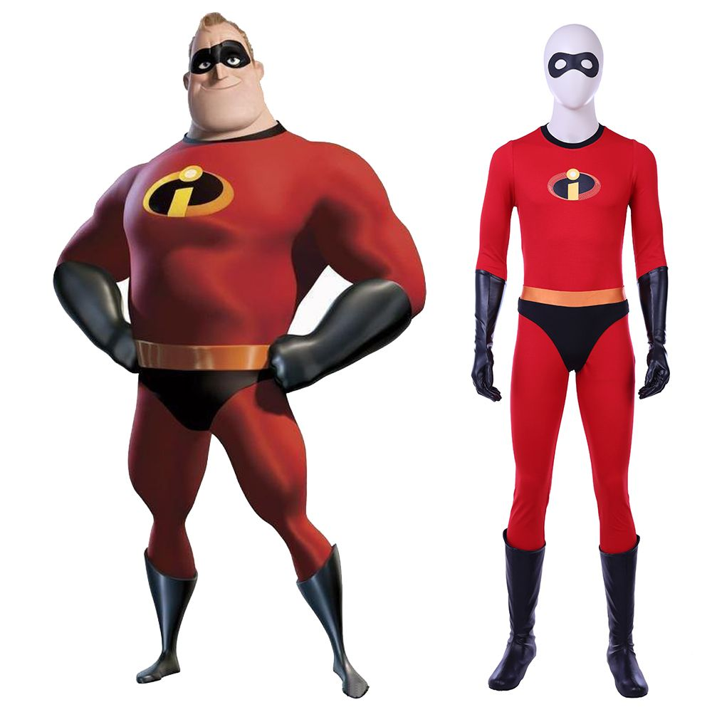 Impress others with the 2018 Incredibles 2 Mr. Incredible Bob Parr Cosplay Costume. It can be customized for adults and kids.  sc 1 st  Joyfay.com & 2018 Incredibles 2 Mr Incredible Bob Parr Cosplay Costume Craig Nelson