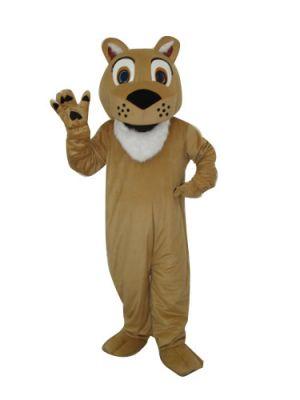 Lion Mascot Costume