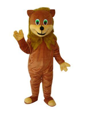 Lion King Mascot Costume