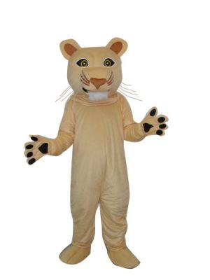Mighty Puma Mascot Costume