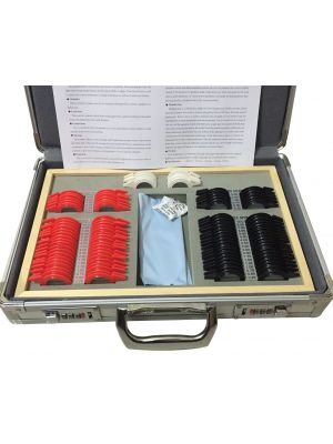 104 pcs Trial Lens Set with Frame and Case
