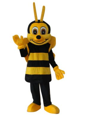 Little Honey Bee Mascot Costume