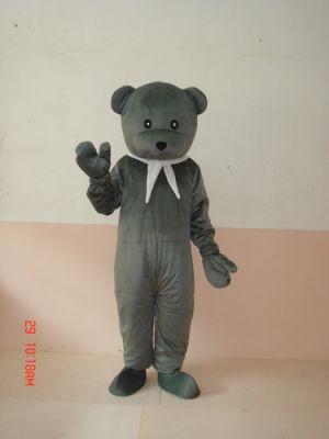 BIG CHEF TEDDY BEAR Mascot Costume