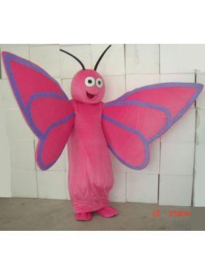 PK Butterfly Beautiful Insect Mascot Costume