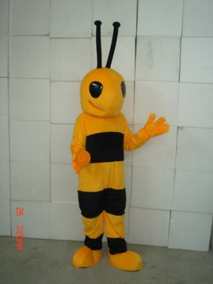 Little ANT insect Mascot Costume