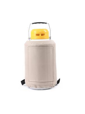 3 L Liquid Nitrogen Tank Cryogenic Container Dewar Semen Tank