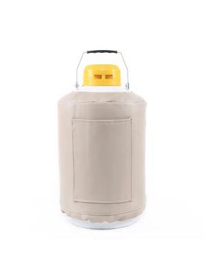 10 L Liquid Nitrogen Tank Semen Tank Cryogenic Container Dewar