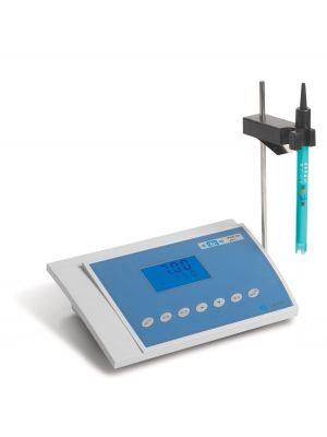 Digital LCD pH/mV/Temperature Meter & Electrodes PH Tester PHS-25