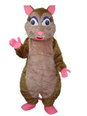 Hedgeshrew field Rat Mouse Mascot Costume