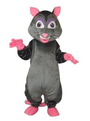Hedgeshrew field Mouse Rat Mascot Costume
