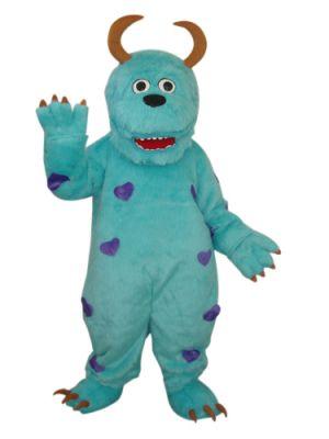 OX COW BULL sharp oxhorn Mascot Costume