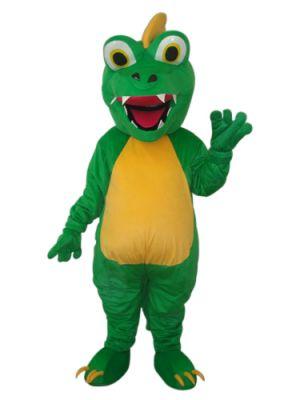 Dinosaur Dragon big Mouth Mascot Costume