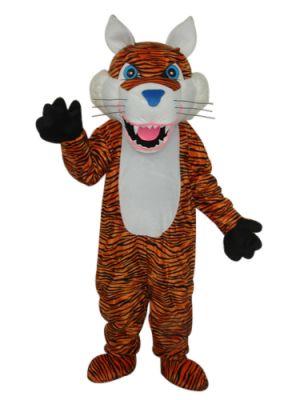 Giant Tiger Mascot Costume