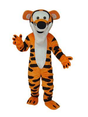 Adorable Tiger Cub Mascot Costume