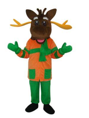 Christmas Deer Mascot Costume
