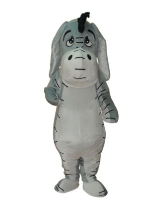 Eeyore Donkey Burro Mascot Costume