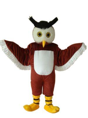 Giant Owl Bird Mascot Costume