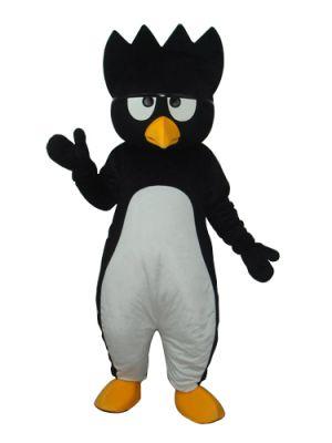 Little Black Penguin Mascot Costume