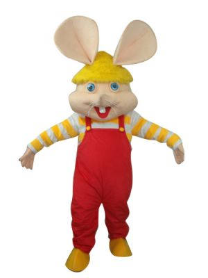 Big Ear Big Face Lovely Mouse Despereaux Mascot Costume