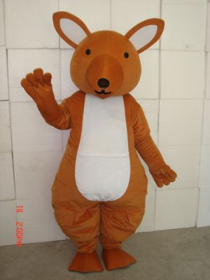 Australia Kangaroo Mascot Costume