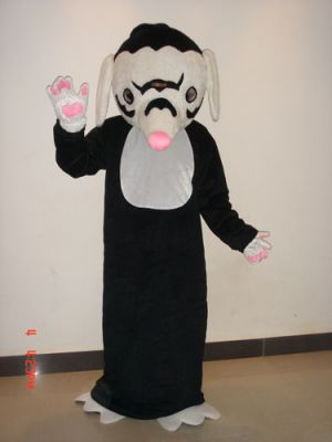 RAT Mouse Wizard Mascot Costume