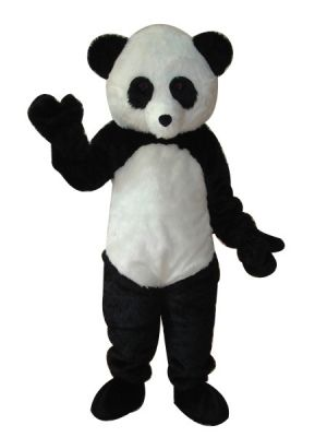 Giant Plush Panda Mascot Costume Suits