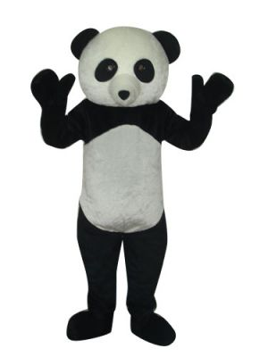 Giant Panda Clothing Mascot Costume