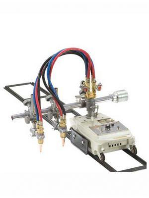 Semi-automatic Double Torch Gas Cutting Machine Cutter CG1-100