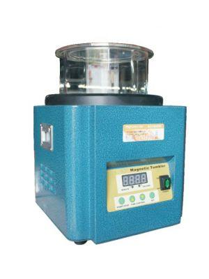 Magnetic Tumbler 16cm Jewelry Polisher Finisher Polishing MT-P0800