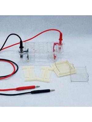 Mini Modular Horizontal Gel Electrophoresis Cell System 60 x 60 mm