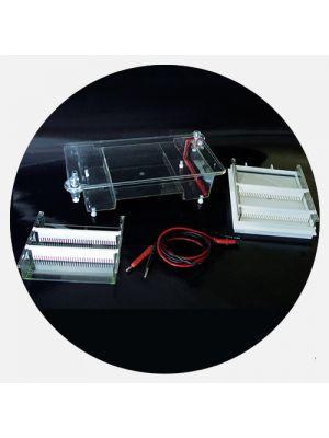 Lab Modular Horizontal Gel Electrophoresis Cell System 200 x 160 mm