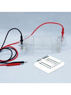 Modular Horizontal Gel Electrophoresis Cell System 200 x 130 mm