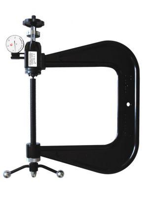 Portable C Clamp Rockwell Hardness Tester Meter Sclerometer PHR-8-10