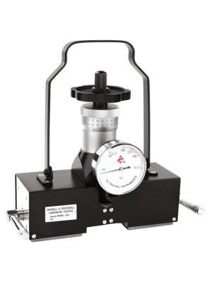 Magnetic Brinell & Rockwell Hardness Tester Meter Sclerometer PHBR-100