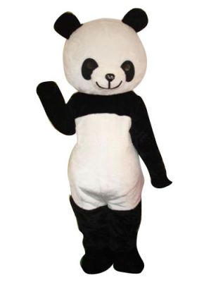 Lovely Giant Panda Mascot Costume