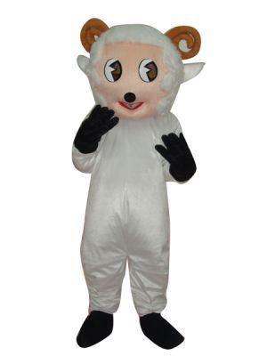 Little Sheep Mascot Costume
