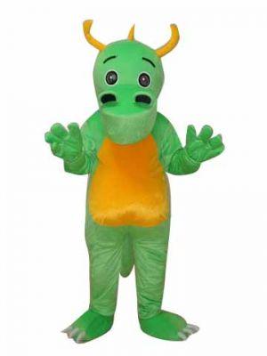 Long Nose Dinosaur Dragon Mascot Costume