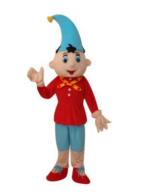 Pinocchio Puppet Mascot Costume