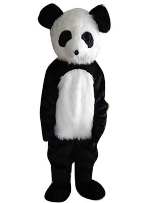 PLUSH GIANT PANDA Mascot Costume