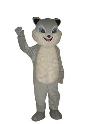 Palm Civet Fox Mascot Costume