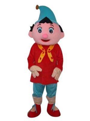 Pinocchio Puppet 3rd Version Mascot Costume