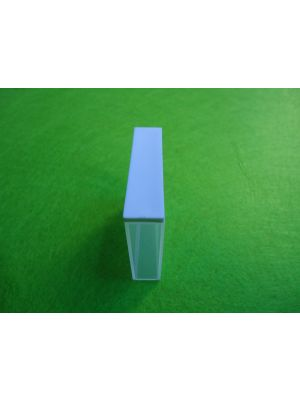 Glass Cuvette Cell Cuvettes with Lid 100 mm 35 mL