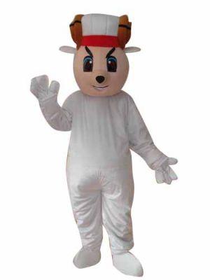 Sheep Mascot Costume